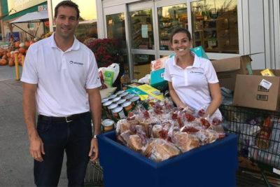 Ottawa Realtor Food Bank Drive